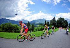 The International Triathlon in Austria