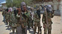 A U.S. drone strike in Somalia killed as many as 150 suspected Al Shabaab fighters, the Pentagon said Monday.