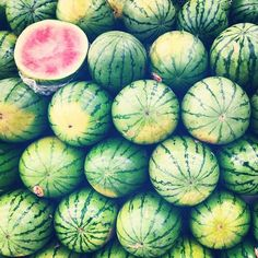 Watermelon Party! #Beachwear #LadyLuxSwimwear #LuxurySwimwear #bikinis