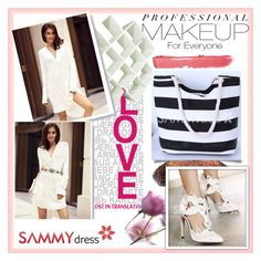 """Sammy Dress 1/30"" by damira-dlxv ❤ liked on Polyvore featuring Nolen Niu and sammydress"