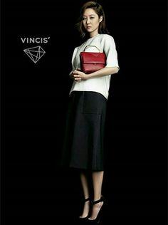 Kong Hyo Jin for Vincis 2015