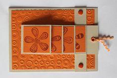 Tuto Carte cascade - Scrap & Cie - Scrap, home déco et DIY by Psine Album Photo Scrapbooking, Mini Albums Scrapbook, Waterfall Cards, Album Design, Card Patterns, Kirigami, Folded Cards, Baby Cards, Card Making