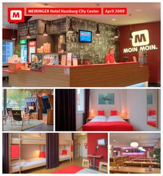 MEININGER Hotel Hamburg City Center
