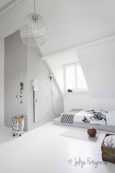 Home Decor Ideas Men Witte slaapkamer