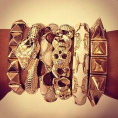 Golden accumulation