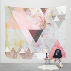 Graphic 3 Wall Tapestry by Mareike Böhmer Graphics And Photography | Society6