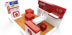 Claro | stands | experience | by Packaging Brands