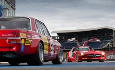 Retro-Liveried SLS AMG GT3 Honors Legendary Red Sow, Will Compete ...