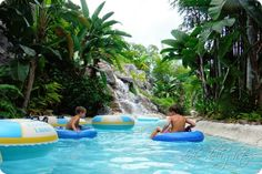 Disney World: Typhoon Lagoon