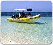 Grand-Cul-de-Sac-Marin snorkeling & boat ride
