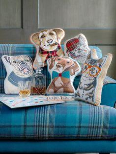 Pfister: Very british! British, Romance, Cushions, Teddy Bear, Couch Sofa, Toys, Funny, Blog, Animals