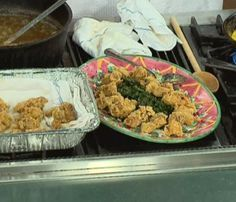 Kevin Belton New Orleans Recipes