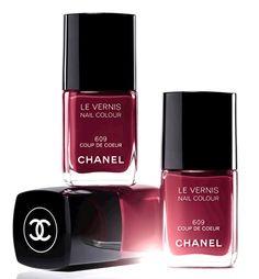 #Chanel Collezione Variation Primavera 2014. #Smalto Coup de Coeur