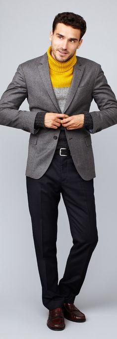 Tommy Hilfiger coleção homem Setembro 2012