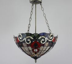 Baroque Tiffany Lamp	16S6-15P12