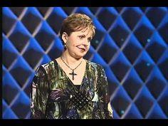Joyce Meyer-The Believer's Authority I will inspire others by speaking God's truth like Joyce Meyer.