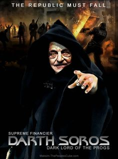 The Dark One George Soros Speaks Before the United States State Department