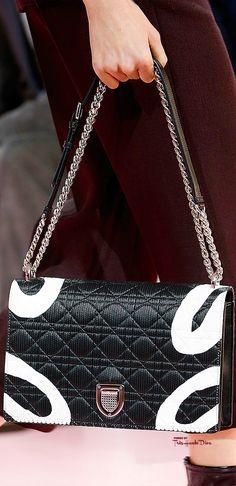 e10238aa86 Christian Dior Fall 2015 RTW detail ♔Très Haute Diva♔ Dior Handbags