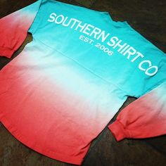 New ombré Southern Shirt Co. jersey pullover https://www.southernshirt.com/shop-online/signature-collection/ombre-pullover
