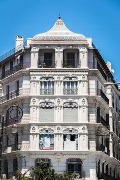 Alger - Immeuble de 1901