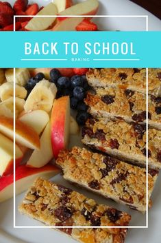 Back to school baking – 7 days of lunchbox baking to fill the freezer   Be A Fun Mum