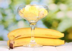 banana ice cream no fat