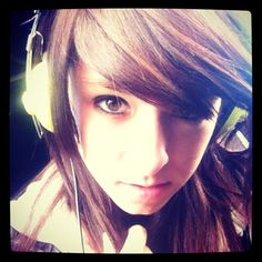I just love looking at her pictures! Christina is sooo cool!