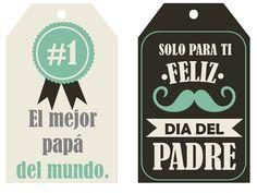 Etiquetas para el dia del padre http://tuimaginaycrea.blogspot.mx/2015/06/etiquetas-y-carteles.html