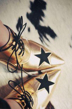 D star booties.