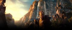 Fans of The Hobbit and writer J.R.R. Tolkien have waited many years to see this novel adapted for the big screen. but now the wait is finally over as The Hobbit: An Unexpected Journey hits the big s Der Hobbit Film, O Hobbit, The Hobbit Movies, Jrr Tolkien, Martin Freeman, Jackson, Trailer 2, Journey 2012, Middle Earth