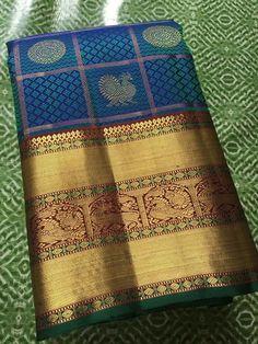 Pure kanchipuram silk sarees
