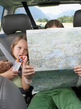 Jeux pour occuper les enfants en voiture