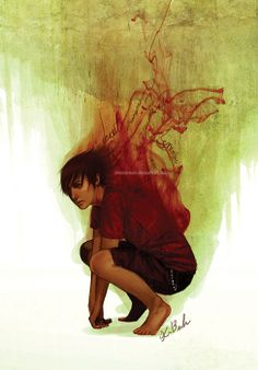 Schizophrenia V by Shorai-san