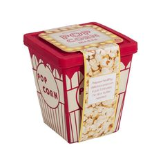 Silicone Popcorn Maker Looks Just Like a Box of Cinema Popcorn! Fill With kernals, Place In Microwave For 3 Minutes & BOOM: You Have Delicious Popcorn! Best Microwave Popcorn, Healthy Popcorn, Popcorn Containers, Popcorn Bags, Gadget, Cinema Popcorn, Popcorn Times, Perfect Popcorn, Hair Bows