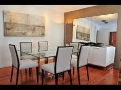 Pesquisa Como decorar uma sala de jantar. Vistas 9225.