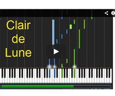 """How to play """"Clair de Lune"""