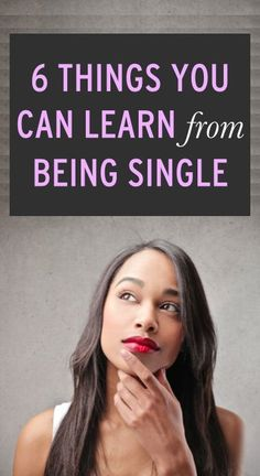 Moving On Quotes : QUOTATION - Image : Quotes Of the day - Description 6 things you can learn from your single self Sharing is Caring - Don't forget to Free Dating Sites, Dating Advice, Relationship Advice, Relationships, How To Be Single, Single Life, Single Mum, Funny Single, Living Single