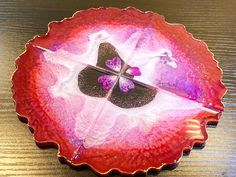 Excited to share this item from my shop: Rose aesthetic agate geode resin coaster set #kawaiigifting #bohochic Agate Geode, Coaster Set, Boho Chic, I Shop, Resin, Smile, Etsy, Smiling Faces, Coasters
