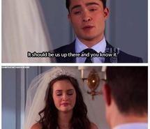 Gossip Girl. Chuck and Blair <3
