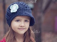 Shell Stitch Newsboy Visor Hat   http://www.ravelry.com/patterns/library/shell-stitch-newsboy-visor-hat-crochet-pattern-404