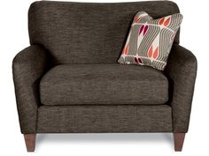 Shop for La-Z-Boy Chair and a Half, 1076163, and other Living Room Chairs at Furniture Plus in Wausau, Stevens Point and Wisconsin Rapids, Wisconsin.