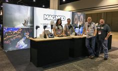 Alright @imagingusa we've got our new trade show booth set up and we are ready to do this thing!!! If you're at the show stop by booth 1256 for a high five and special pricing on all of our gear! #imagingusa2016 #imagingusa #atlanta #helloatlanta #atl #magnetmod #magmod #flashphotography #Speedlites #OCF #CreativeLighting #maggel #maggrip #magsphere #magbounce #magsnoot #maggrid