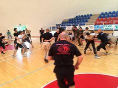 #allenamento #indoor. #KravMaga #IKMF #Training