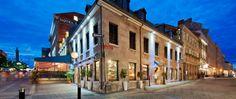Sweet Deal Package - Luxury hotel in Montreal - Old Montreal executive suites Hotel Montreal, Old Montreal, Luxury Suites, Escapade, Hotel Spa, Passion, Sweet, Beautiful, Night