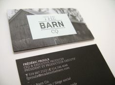 The Barn Co. Curating the very best of stationery design Business Branding, Business Card Logo, Business Card Design, Logo Branding, Branding Design, Logo Design, Graphic Design, Brand Identity, Print Design