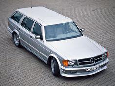 Zender Mercedes-Benz 500 SET