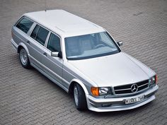 Zender Mercedes-Benz 500 SET - W 126                                                                                                                                                      More
