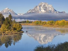 Grand Tetons - another hiking destination for some day.