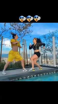 Martial Arts Videos, Martial Arts Techniques, Self Defense Techniques, Martial Arts Women, Gym Workout For Beginners, Gym Workout Tips, Fitness Workout For Women, Fitness Workouts, Workout Videos