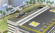 Ô tô bay do Uber chế tạo sẽ ra mắt vào năm 2023